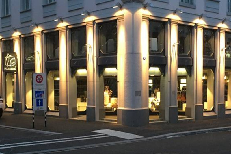 reisegepaeck.ch - Fachhandelskompetenz - über uns - Rommel AG, Schützengasse 3-5, 9000 St. Gallen, Schweiz